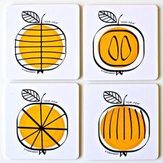 Formverket Pom Pom Coasters