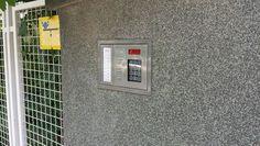 DP3000 Társasházi digitális kaputelefon szerelő