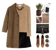 """""""cup of hot chocolate"""" by futurology ❤ liked on Polyvore featuring Zara, Burberry, Toast, H&M, Tea Collection, River Island, Louis Vuitton and Molami"""