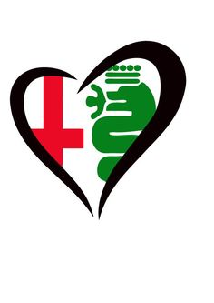 Cuore Sportivo Italia sign. https://www.facebook.com/ClubCuoreSportivoItalia