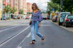 Master Gingham Print With 14 Easy Outfits
