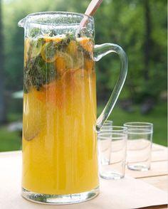 Kumquat Mojitos // More Terrific Mojitos: http://www.foodandwine.com/slideshows/mojitos #foodandwine