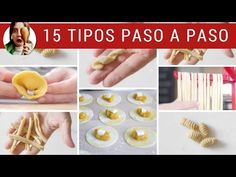 que Pasta Facil, Pasta Casera, Pasta Recipes, Dinner Recipes, Spanish Cuisine, Italian Recipes, Waffles, Menu, Breakfast