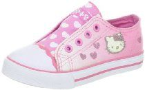 Hello Kitty Lil Madison Sneaker (Toddler) Converse Shoes For Girls, Girls Sneakers, Girls Shoes, Harajuku Girls, Spice Girls, Skechers, Cheetah, Hello Kitty, Sneakers For Girls