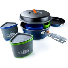 Backpacker Cookset