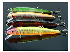 120mm New Arrival Minnow Fishing Lure 12cm 13.8g Pastic Fishing Lure Fishing…