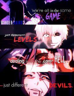 『 Ur NoT aLoNe 』 anime: Tokyo Ghoul _ hi, em back from tha ded (I still am) -