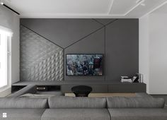 Living Room Interior, Home Living Room, Home Interior Design, Living Room Decor, Bedroom Decor, Living Room Tv Unit Designs, Tv Unit Furniture, Modern Tv Units, Family Room Walls