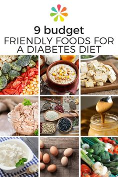 People with diabetes are encouraged to eat a healthy diet, including plenty of fruits and vegetables and lean protein — but eating healthy doesn't have to be expensive #healthyfood #diabetesdiet #everydayhealth | everydayhealth.com