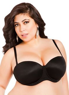 13b6533b6 AFashion Bug Women s Plus Size 5-Way Convertible Bra – Size  42D