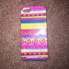 iPhone 5s/5c case!(Aztec) adorable! Other