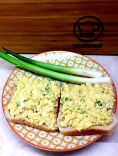 Újhagymás tojáskrém 🥚 Food Porn, Appetizers, Chicken, Meat, Breakfast, Recipes, Eggs, Morning Coffee, Appetizer