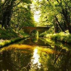 Shropshire Union Canal, UK