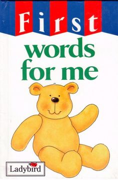 Ladybird - First Words for Me - Hardcover - S/Hand