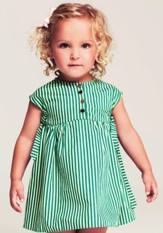 cute dress from Livly    We love stripes.