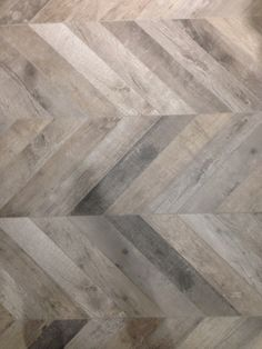 This wood replica in porcelain tile is stunninly real. It comes in a 6x48 plank and a 4x24 parallelogram so you can make a chevron pattern. When ordering please note the chevron pattern requires 2 SKUs, the right and left piece of the chevron to install correctly. Please note there is a lot of range in a single color. ...