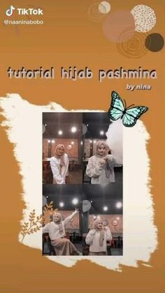 Stylish Hijab, Casual Hijab Outfit, Ootd Hijab, Hijab Chic, Simple Hijab Tutorial, Hijab Style Tutorial, Pashmina Hijab Tutorial, Creative Cv Template, Best Online Clothing Stores