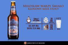 Browar Fortuna, już po raz drugi w ciągu tygodnia, zaskoczył szeroką rzeszę miłośników dobrego piwa. Dziś (tj. 29 października) bowiem na swoim oficjalnym profilu na Facebooku Browar Fortuna ogłos…