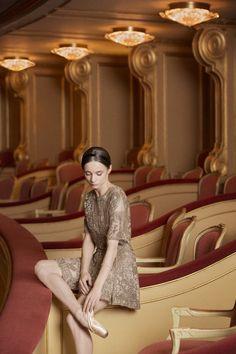 http://somaymalou.tumblr.com/post/127435917041/abbeydrucker-maria-kochetkova-san-francisco. ✯ Ballet beautie, sur les pointes ! ✯