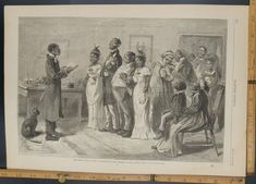 NEGROES BLACKVILLE TWINS GOING ON WEDDING TRIP BY SHIP TO EUROPE BY SOL EYTINGE