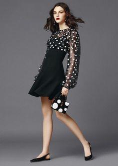 Dolce Gabbana summer dresses 2015