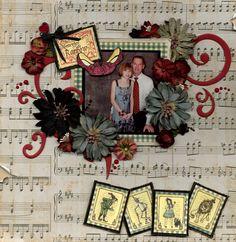 2013 Daddy/Daughter Dance - Scrapbook.com