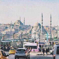 'Layers of Istanbul, young and old' -- Goodness, I fell in love with this city. Can't wait to go back. The history. The architecture. The people. -- photo by @Morgan Stone  #comeseeturkey #turkiyeodalarveborsalarbirligi #theunionofchambersandcommodityexchangesofturkey #tccumhurbaskanligi #tobb #Padgram