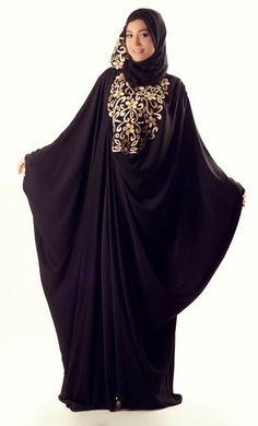 Alkaram Qadri Abaya Designs 2014-2015   Islamic Clothing for Muslim women