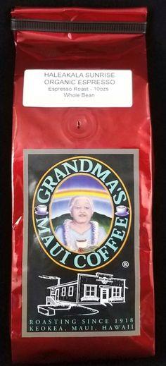 Grandma's Coffee House Hawaiian Coffee, Coffee Tasting, Coffee Branding, Morning Coffee, Roast, Crafts, Manualidades, Handmade Crafts, Craft