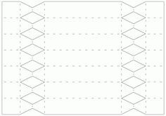Christmas Cracker Template by Bird - I'll use the template to make wedding crackers