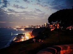Malecon Castilla de Barranco Lima-Peru