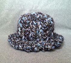 #Cappello di lana a #uncinetto