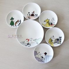 Zakka moomin set gift ceramic japanese style sectional dish bone plate flat plate cartoon plate fruit plate-inDishes & Plates from Home & Ga...  http://www.aliexpress.com/item/Zakka-moomin-set-gift-ceramic-japanese-style-sectional-dish-bone-plate-flat-plate-cartoon-plate-fruit/1486830109.html