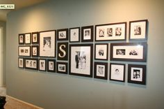 The Best Ways To Use Family Photos To Redecorate - Home ...