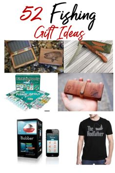 Finding fishing gift ideas can be hard if your fisherman already has everything. That's where these 52 fishing gifts come into play. They're perfect for any outdoors man (or woman! 17th Birthday Gifts, Sweet 16 Gifts, Fisherman Gifts, Outdoor Gifts, Fishing Gifts, Boyfriend Birthday, Famous Last Words, Gift For Lover, Lovers Gift