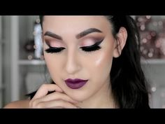 Maquillaje de OTOÑO perfecto / Perfect AUTUMN makeup | auroramakeup - YouTube