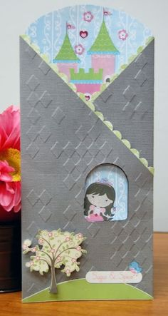 So Cute Princess Invitation  At Not Left Standing by becky