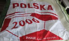 POLSKA 2006/POLAND 2006 /TYSKIE Polish national sponsor/sheet/flag