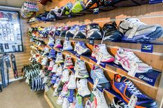 Home to everything a gym bunny or sports enthusiast would want at very competitive prices. The accessories, footwear and clothing are displayed well in the relevant sections along with cricket, rugby and football requirements. Sports bags, rackets and chin guards, its all here along with great customer service and advice on what's best for you. Whatever the next sporting venture may be; for the young and old, the skinny or chubby, the couch potato or jumping jellybean, mosey on in, at least…
