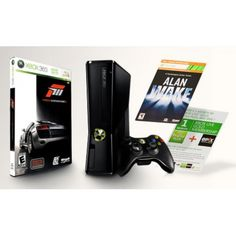 Xbox 360 4GB Game Bundle for $159.99 w/Free Shipping!  Includes 2 games!