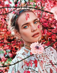 Natalia Vodianova by Ryan McGinley for Porter Magazine No.7 Spring 2015