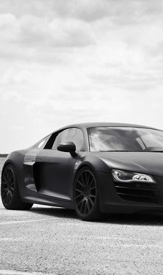 Sultry Audi R8 #CarFlash