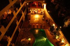 Book a flat in Phuket and enjoy midnight bath!#Thailand #holiday #new year #travel