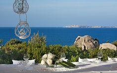 #wedding #seaview #Sardinia