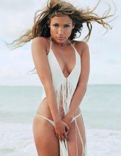 1000HotActress: Jennifer Lopez Bikini Wallpapers