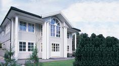 Hustypen Aurora fra Systemhus - Vakkert design kombinert med funksjonelle romløsninger.