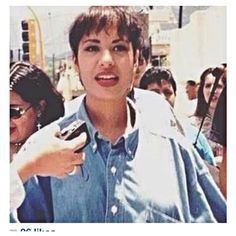 Yet another rare pic of the incredibly beautiful Selena Quintanilla