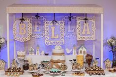 Dessert Table Cake Table