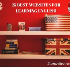 25 BEST WEBSITES FOR LEARNING ENGLISH