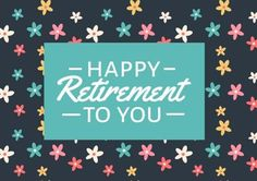 Edit this really cool template for a retirement party invitation. This can be easily edited in Design Wizard. A colourful background full of star illustrations with a blue text box and white text to display a happy retirement message. Retirement Party Invitations, Retirement Parties, Happy Retirement Messages, Star Illustration, Illustrations, Invitation Templates, Colorful Backgrounds, Display, Box